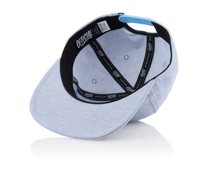 Official Headwear - Nautique Flag Blue - Village Soccer Shop