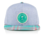 Official Headwear - Nautique Patch Blue