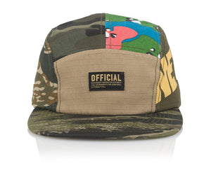 Official Headwear - PATCHWORK - Village Soccer Shop