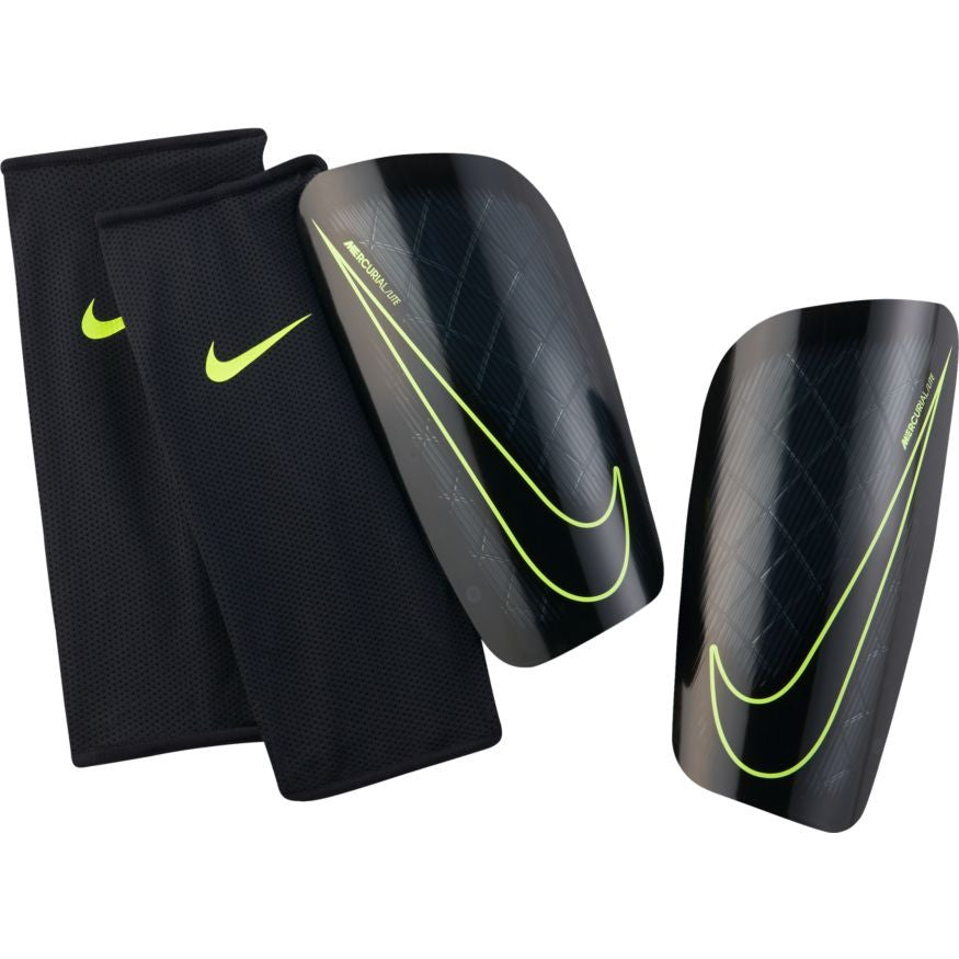 Nike Mercurial Lite Shinguard - Black