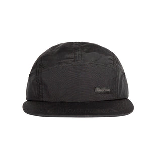 Topo Designs Nylon Camp Hat - Black