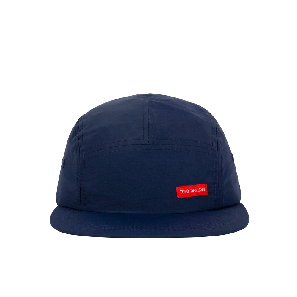 Topo Designs Nylon Camp Hat - Navy