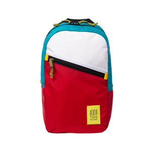 Topo Designs Light Pack - White/Red/Turquoise