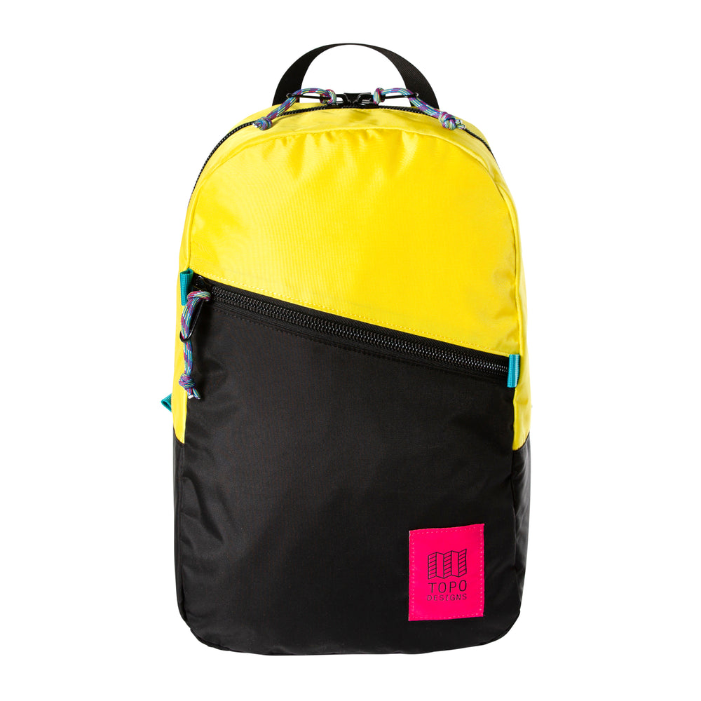 Topo Designs Light Pack - Yellow/Black