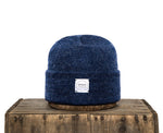 Upstate Stock American Mohair Beanie - Royal