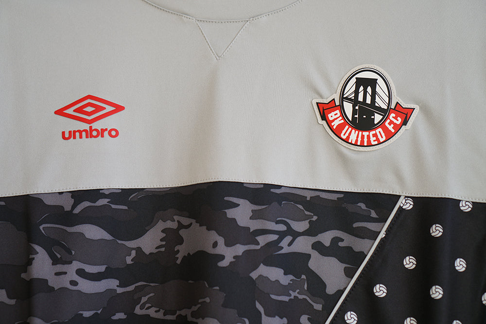 UMBRO x Mel D. Cole - BK United FC Jersey - The Village Soccer Shop