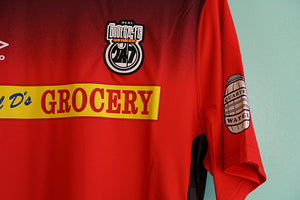 UMBRO x Mel D. Cole - Real Bodega FC Jersey - The Village Soccer Shop