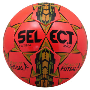 Select Sport Jinga Futsal Ball  - Orange