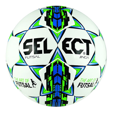 Select Sport Jinga Futsal Ball  - White