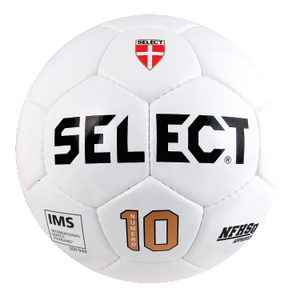 Select Sport Numero 10 Soccer Ball - All White