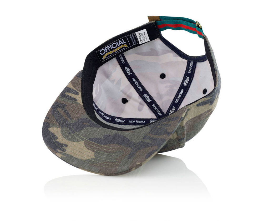 Official Headwear - Keep It Camo