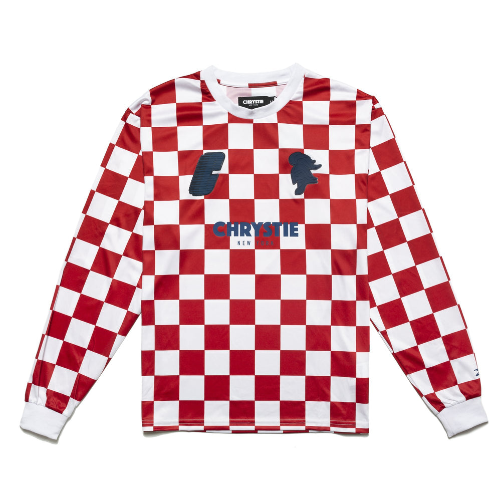 Chrystie NYC x Soho Warriors - SWFC 10th Anniversary Soccer Jersey / Home Color