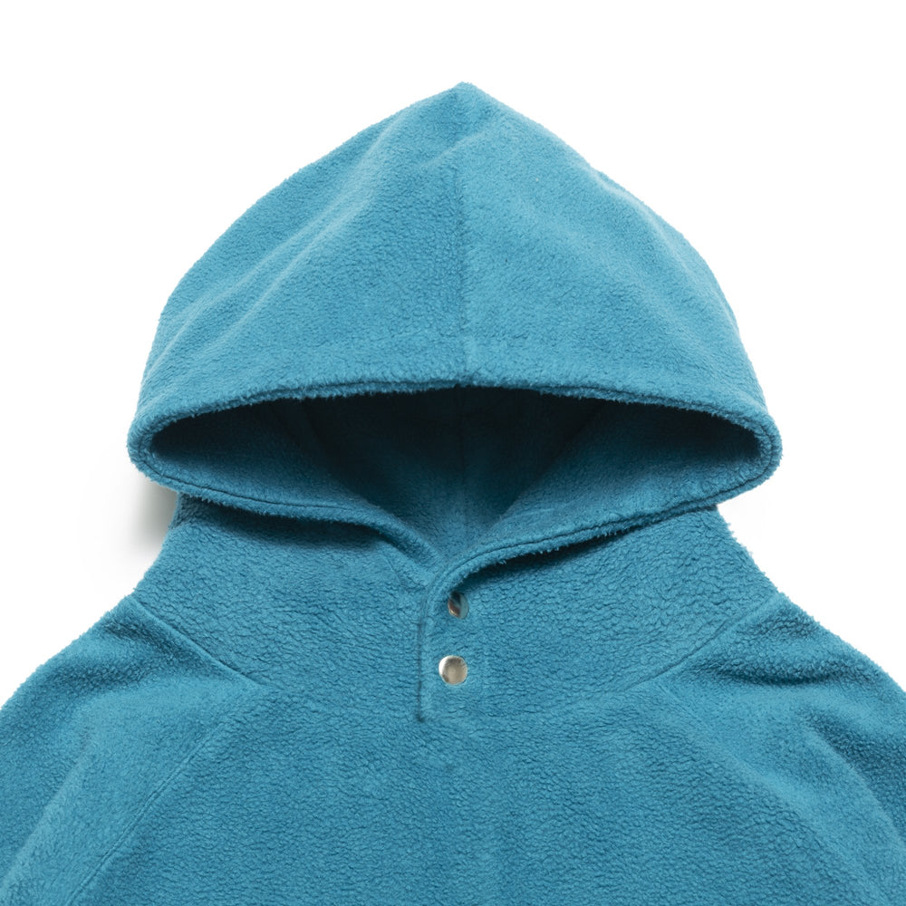 Copy of Chrystie NYC - PRM Reversed Fleece Hoodie / Teal Green