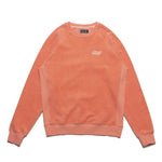 Chrystie NYC - PRM Reversed Fleece Crewneck / Coral