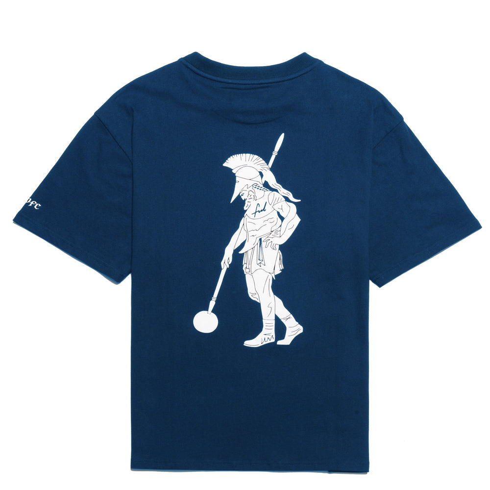 Chrystie NYC x Soho Warriors - SWFC FNL Warrior T-shirt / Navy