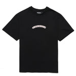 Chrystie NYC x Soho Warriors - SWFC Twisted logo T-Shirt / Black