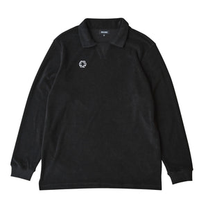 Nivelcrack Terry Drill Top - Black