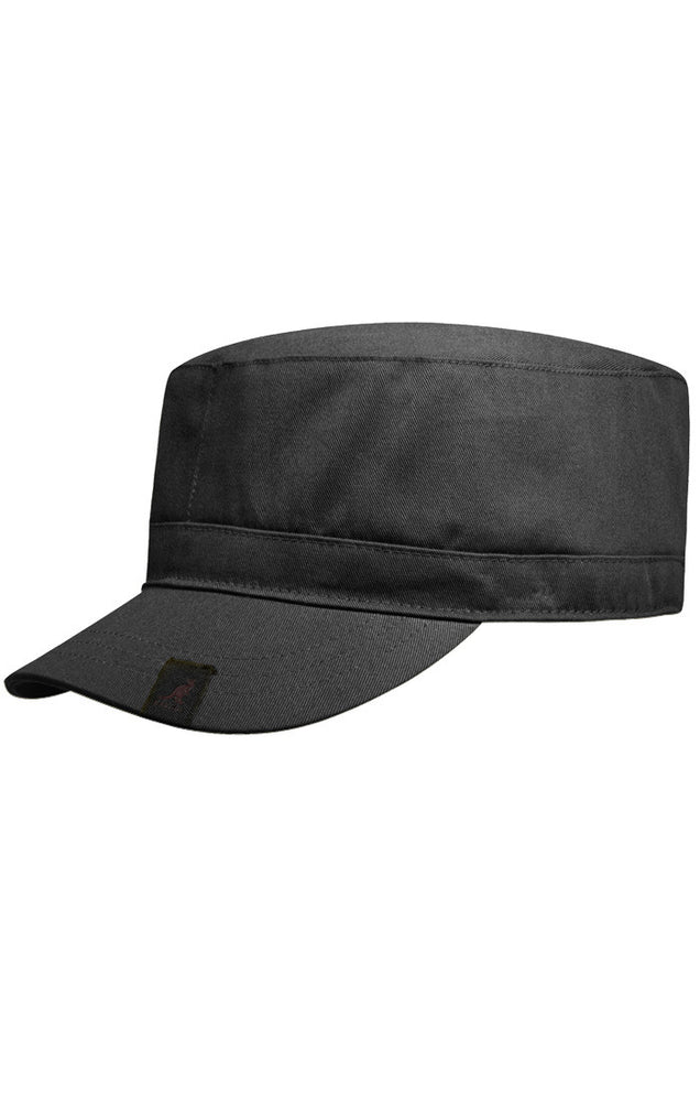 Kangol Cotton Adj Army - Black