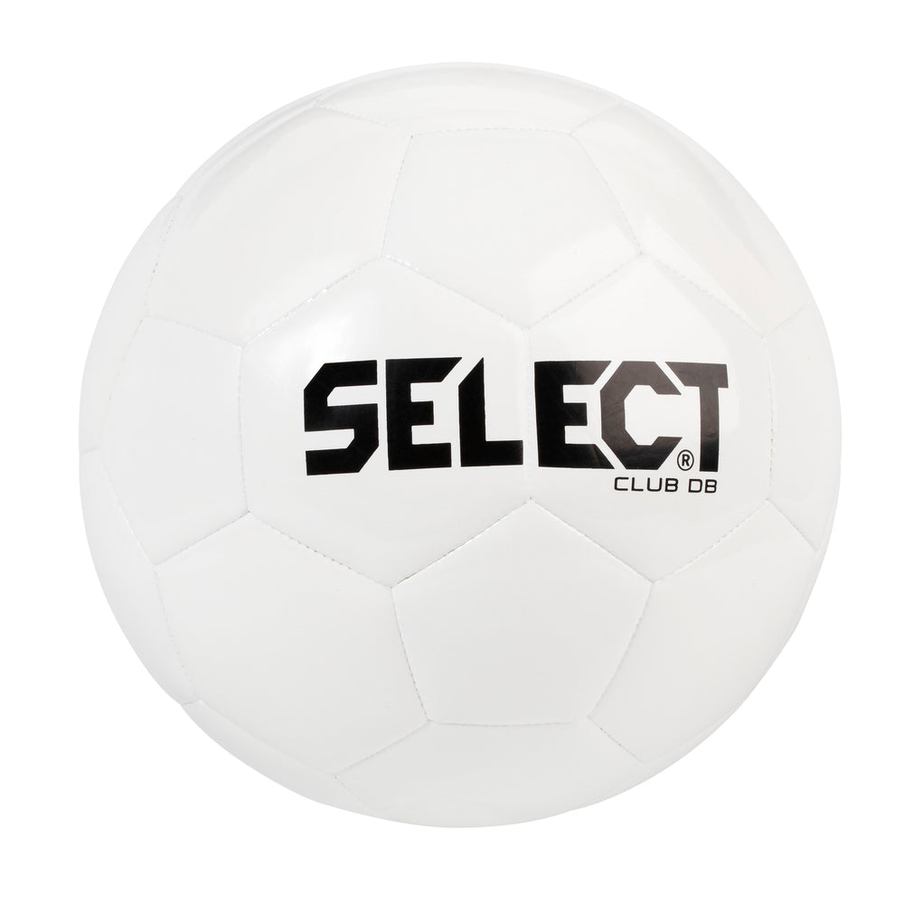 Select Sport Club DB Soccer Ball - NFHS - White - Village Soccer Shop
