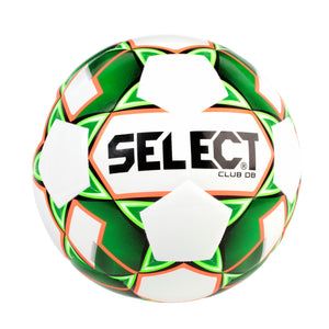 Select Sport Club DB Soccer Ball - NFHS - White/Green/Orange