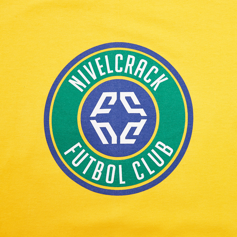 Nivelcrack Club Tee - Yellow