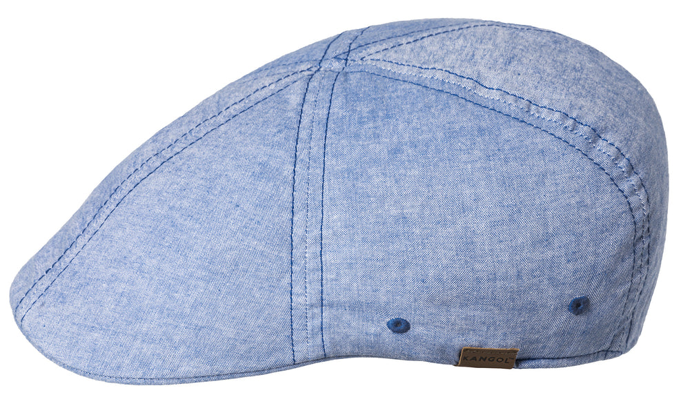 Kangol Pattern Flexfit 504 - Chambray - Village Soccer Shop