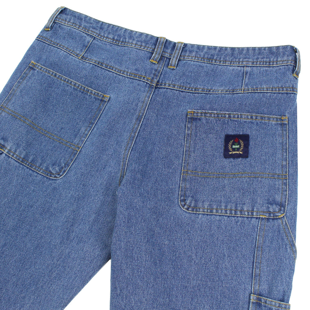 Belief NYC Denim Carpenter Pant - Medium Blue
