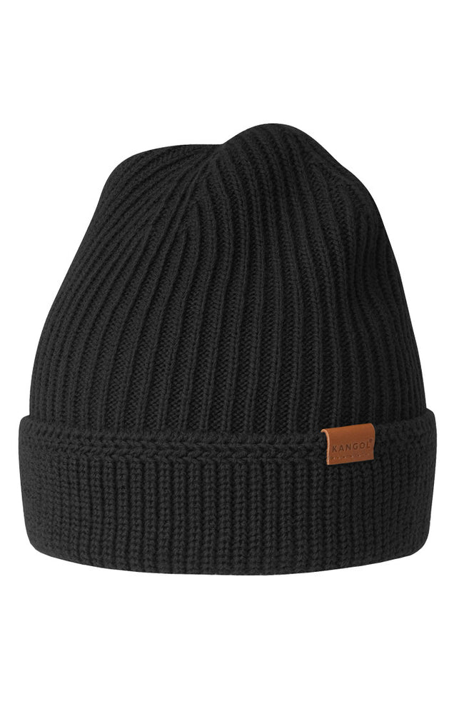 Kangol Squad FF Cuff Pull-On - Black