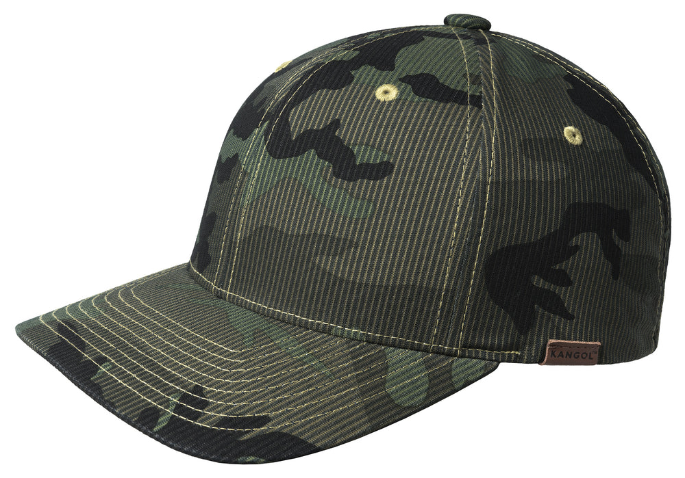 Kangol Pattern Flexfit Baseball - Camo - Village Soccer Shop