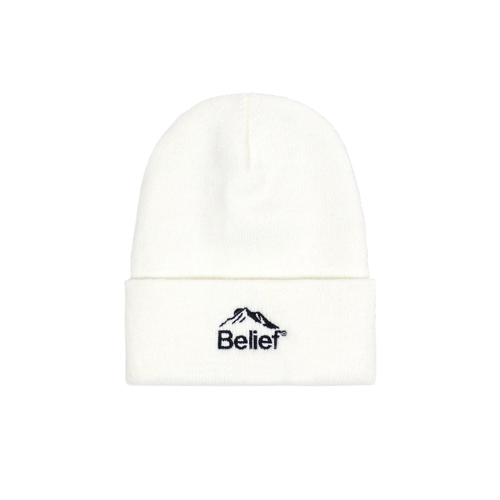 Belief NYC Summit Beanie - Natural