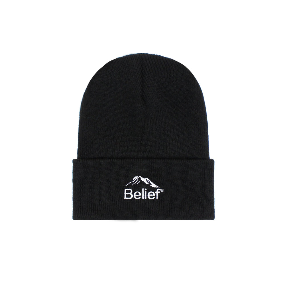 Belief NYC Summit Beanie - Black