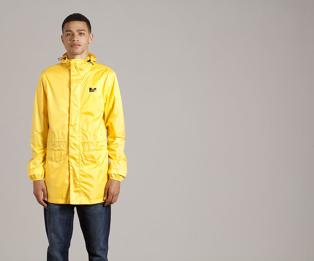 Weekend Offender Destin AW15 Jacket - Yellow