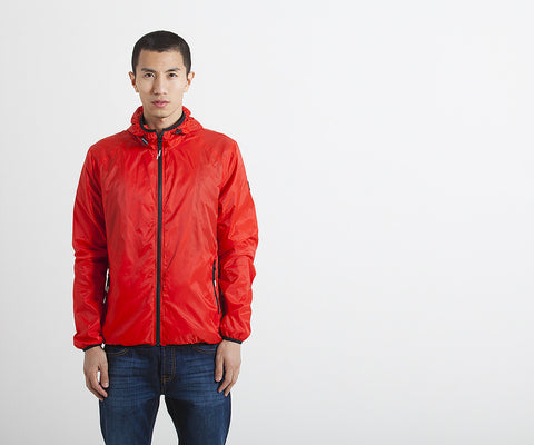 Weekend Offender Mai Tai Jacket - Chilli