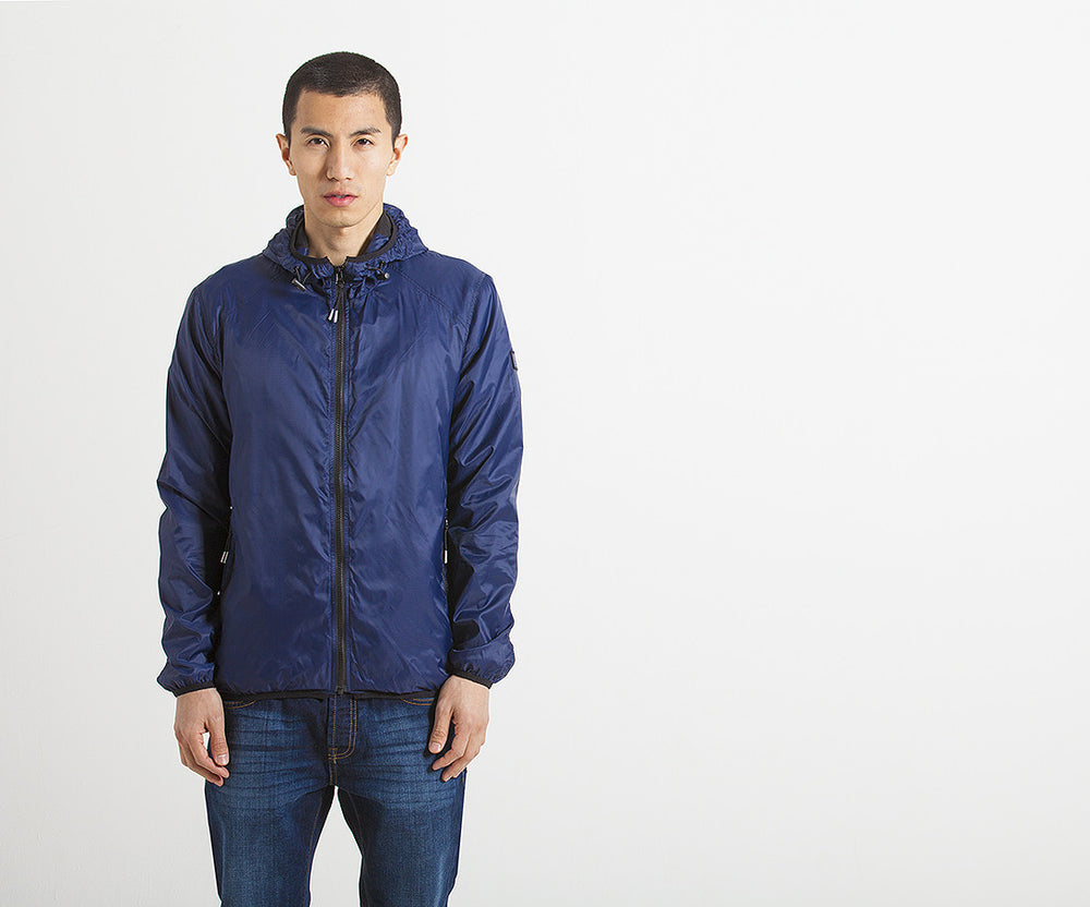 Weekend Offender Mai Tai Jacket - Navy - The Village Soccer Shop