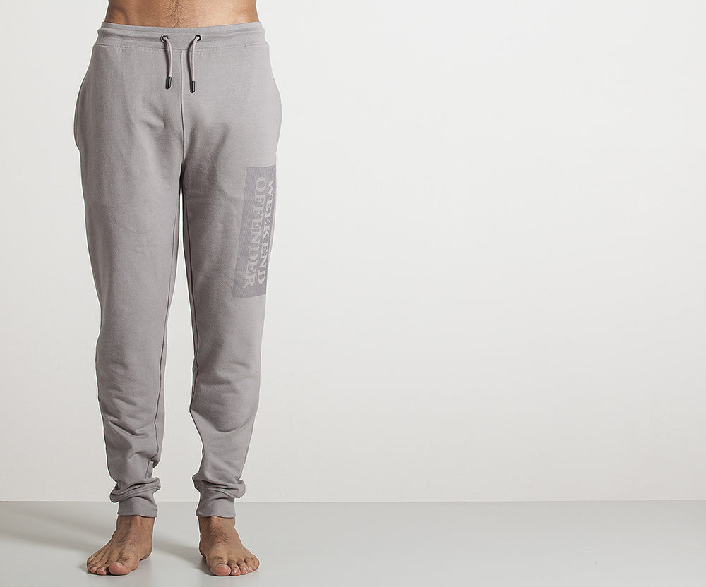 Weekend Offender Brooklyn Joggers - Mercury - The Village Soccer Shop