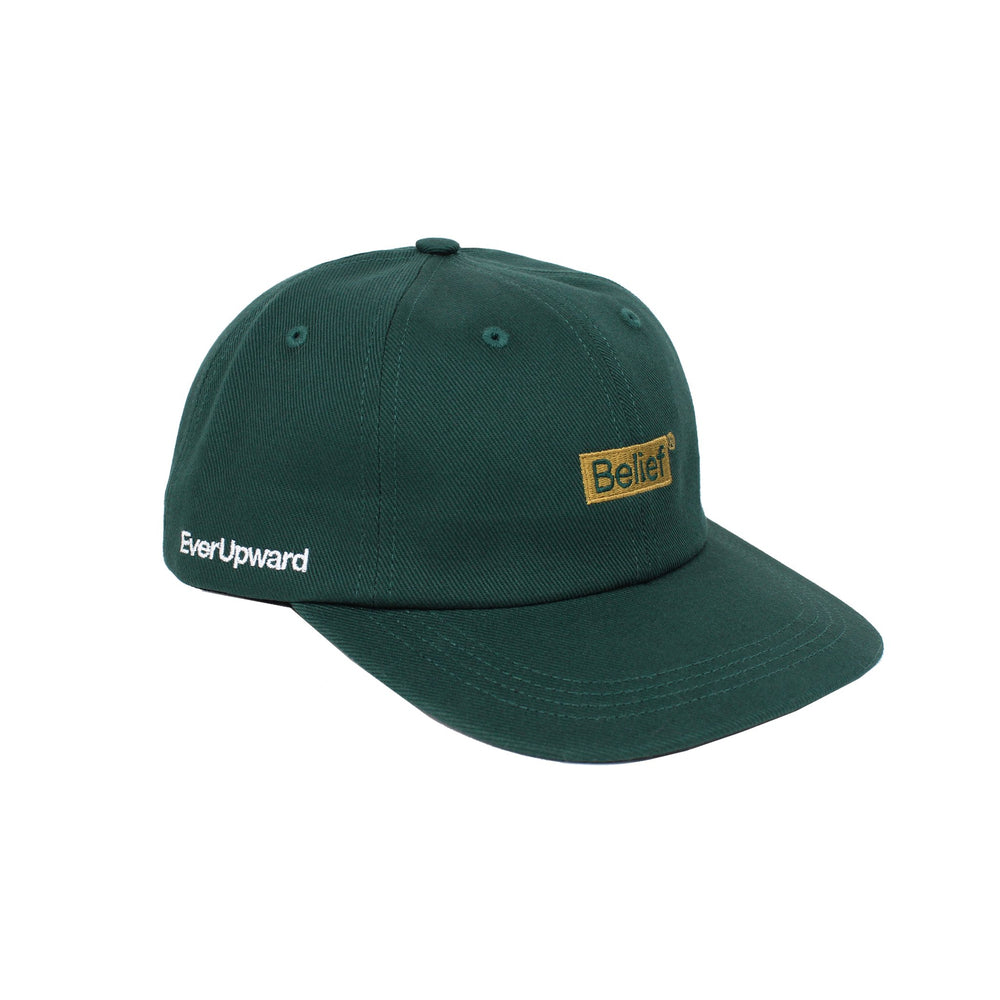 Belief NYC Team Cap - Dark Green