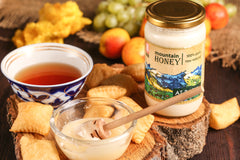 Test honey health benefit