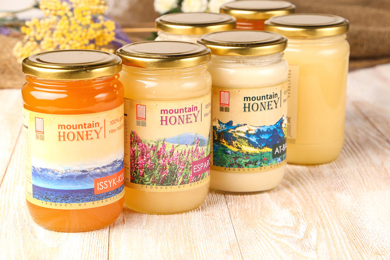 Low Water Content Honey Health
