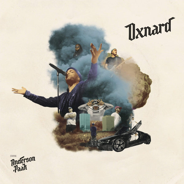 Anderson .Paak - Oxnard (CD) 12 Tone Music
