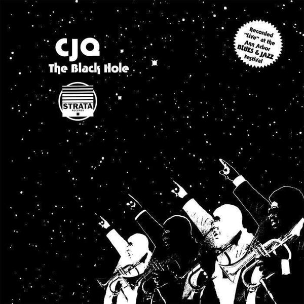 The Contemporary Jazz Quintet (CJQ) - The Black Hole (Digital) 180 Proof