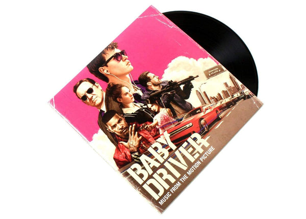V/A - Baby Driver: Music From The Motion Picture (2xLP - Gatefold + Download Card) 30th Century Records