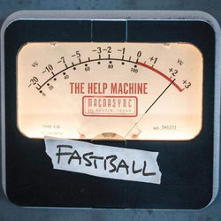 Fastball - The Help Machine (LP - Blue Vinyl) 33 1/3 Records