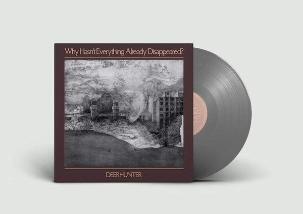 Deerhunter - Why Hasn't Everything Already Disappeared? (LP - Brutalist Grey Vinyl) 4AD