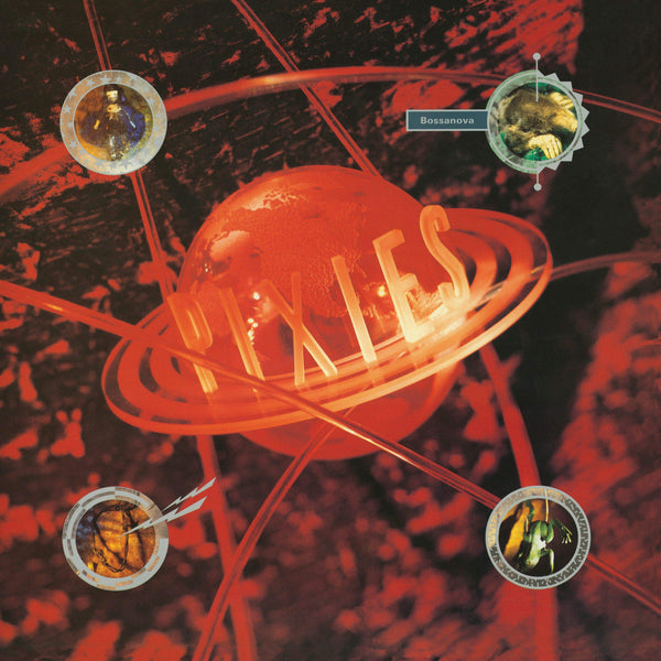 Pixies - Bossanova: 30th Anniversary Edition (LP - Red Vinyl + Booklet) 4AD