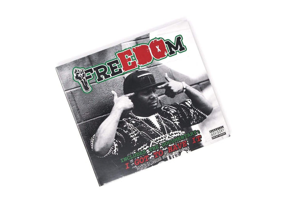 EDO.G - FreEDOm (CD + DVD) 5th & Union