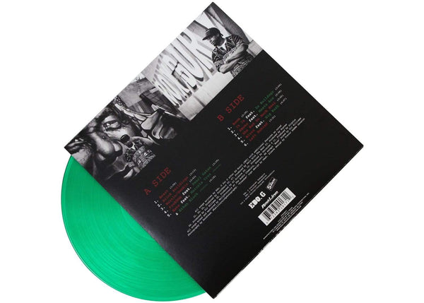 EDO.G - FreEDOm (LP - Green Vinyl) 5th & Union