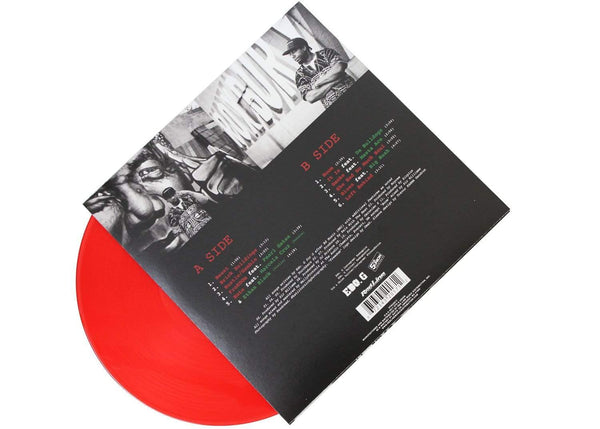 EDO.G - FreEDOm (LP - Red Vinyl) 5th & Union