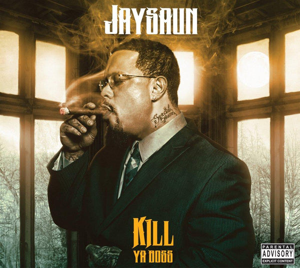Jaysaun - Kill Ya Boss (LP - Blue Vinyl) 5th & Union