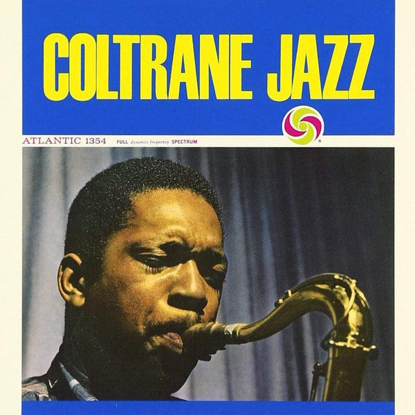 John Coltrane – Coltrane Jazz (LP) 8th Records