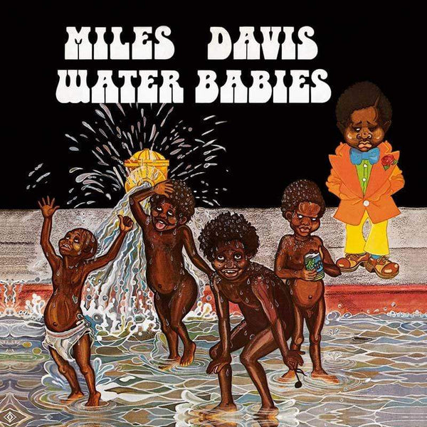 Miles Davis - Water Babies (LP) 8th Records